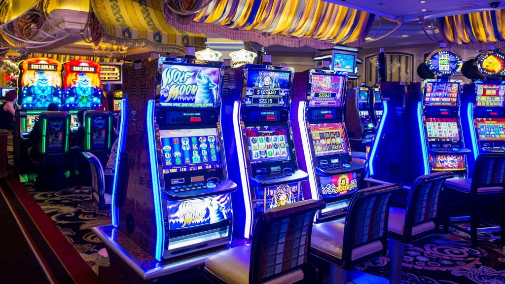 Playing Online Slot